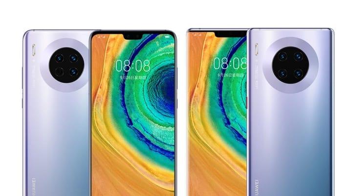 Harga HP Huawei Mate 30 dan Mate 30 Pro Berikut Spesifikasi Terbarunya