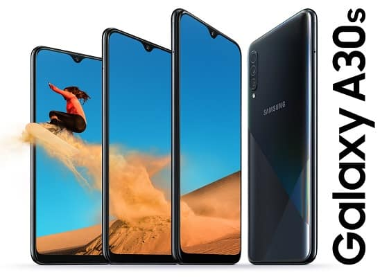 Harga HP Samsung Galaxy A30s