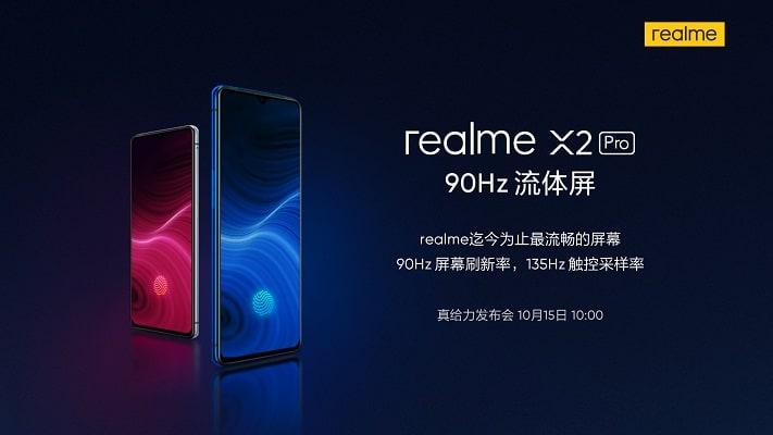 Harga Hp Realme X2 Pro dan Spesifikasi Terbaru Hadir untuk Gamers Layar