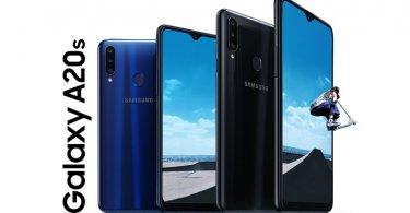 Harga Hp Samsung Galaxy A20s dan Spesifikasi Terbaru