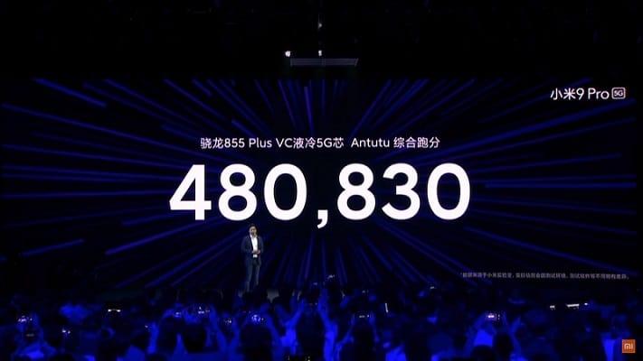 Harga Hp Xiaomi Mi 9 Pro 5G dan Spesifikasi Terbaru yang Aman di Kantong Tetapi Spesifikasi Mumpuni Processor