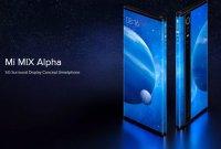 Harga Hp Xiaomi Mi Mix Alpha dan Spesifikasi Terbaru dan Terlengkap