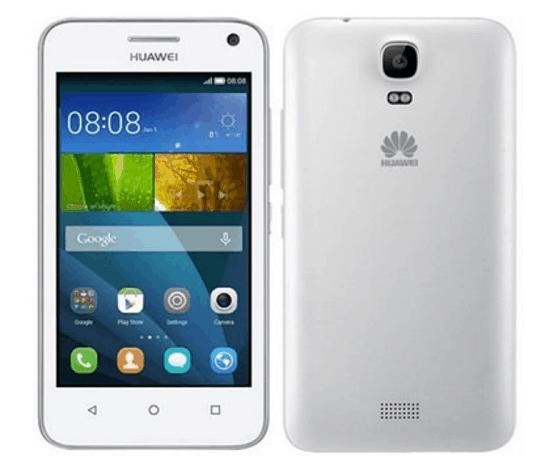 HP Huawei Y360