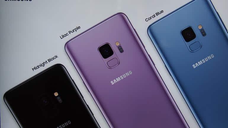 Harga Hp Samsung Galaxy S9