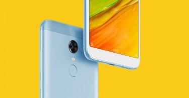 Harga Xiaomi Redmi 5 Plus