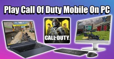 Instal COD Mobile di laptop