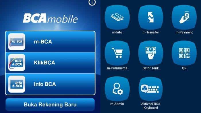 verifikasi BCA Mobile gagal terus