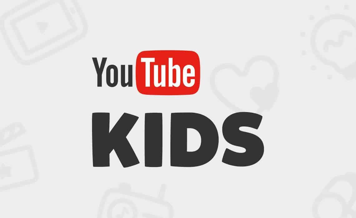 sekilas Youtube Kids di laptop