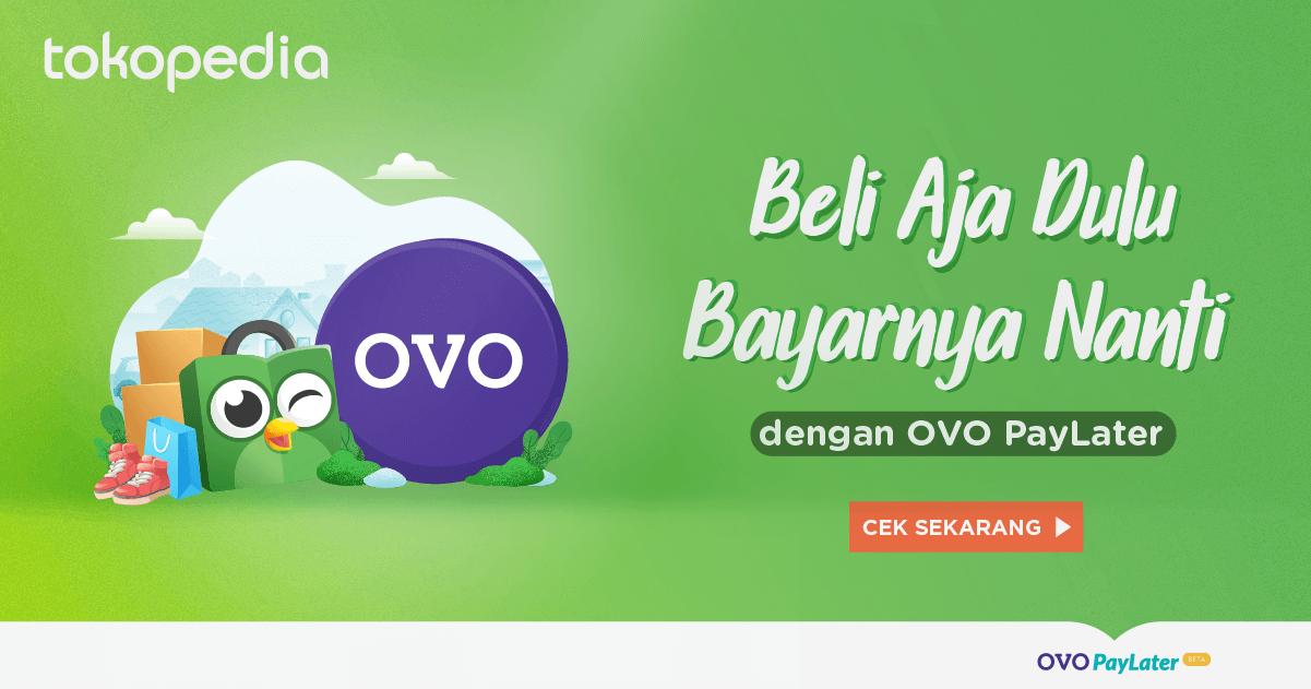 belanja dengan OVO Paylater