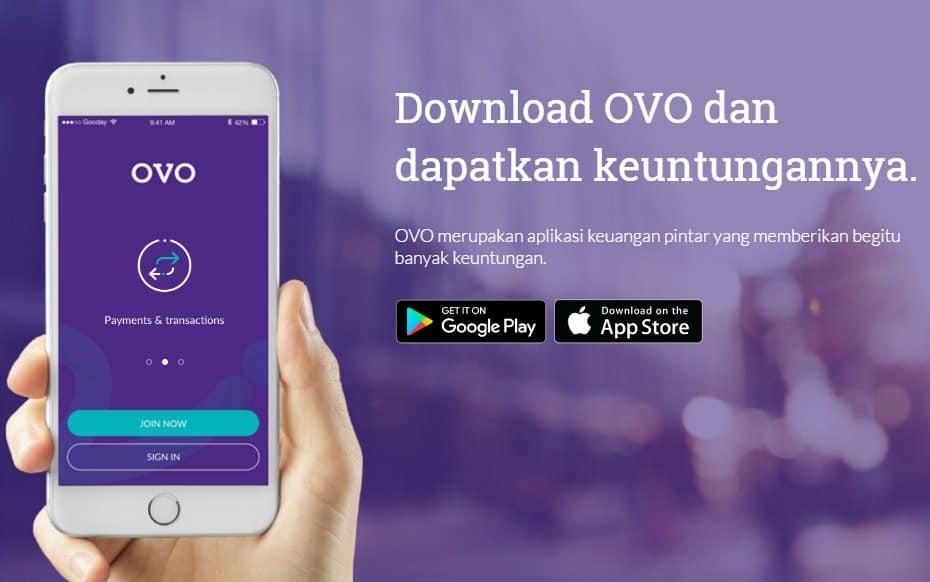 cara mendapatkan OVO Point