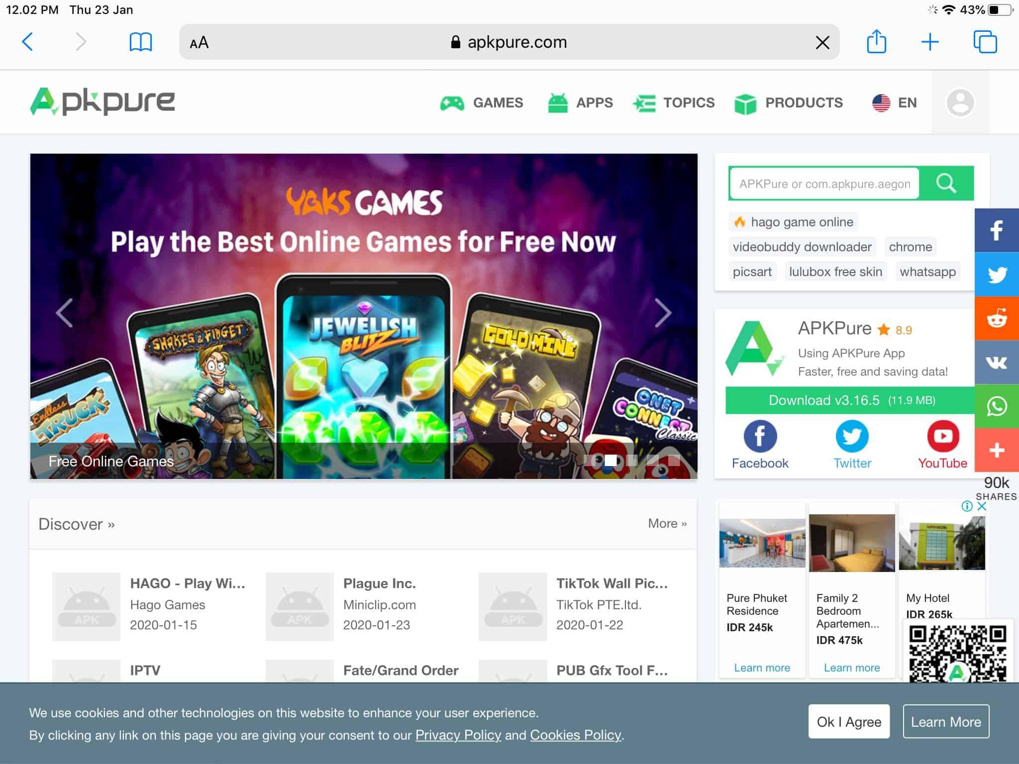 Cara Download Aplikasi Play Store Di Laptop Dengan 2 Cara Mudah Arenaponsel Com
