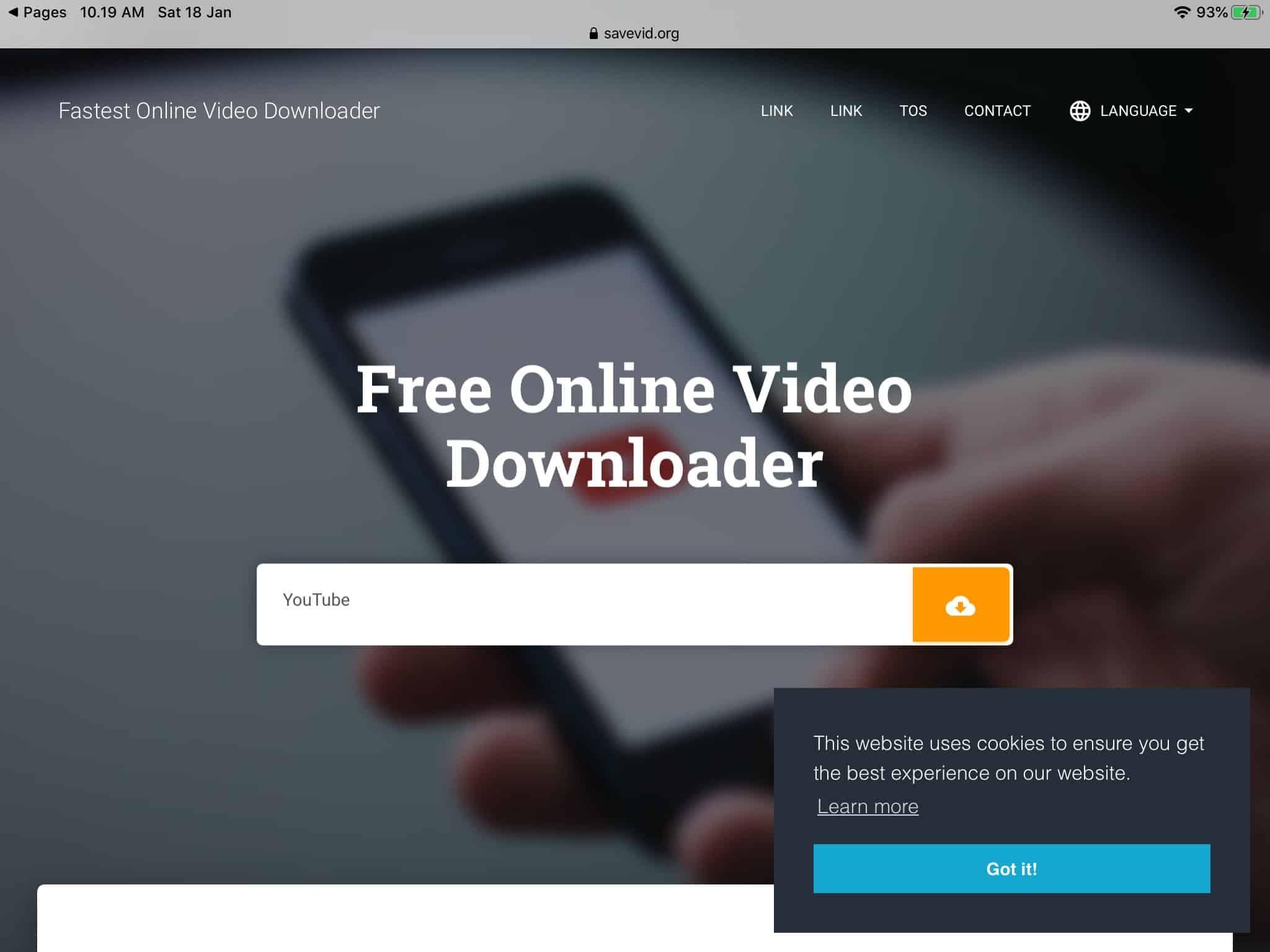cara download video di YouTube lewat laptop