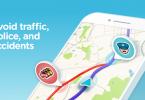 cara melihat razia polisi di Waze