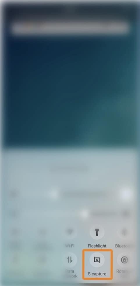 cara screenshoot Vivo
