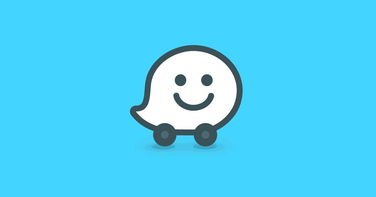 cara setting Waze di Gojek