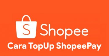 cara top up Shoopepay