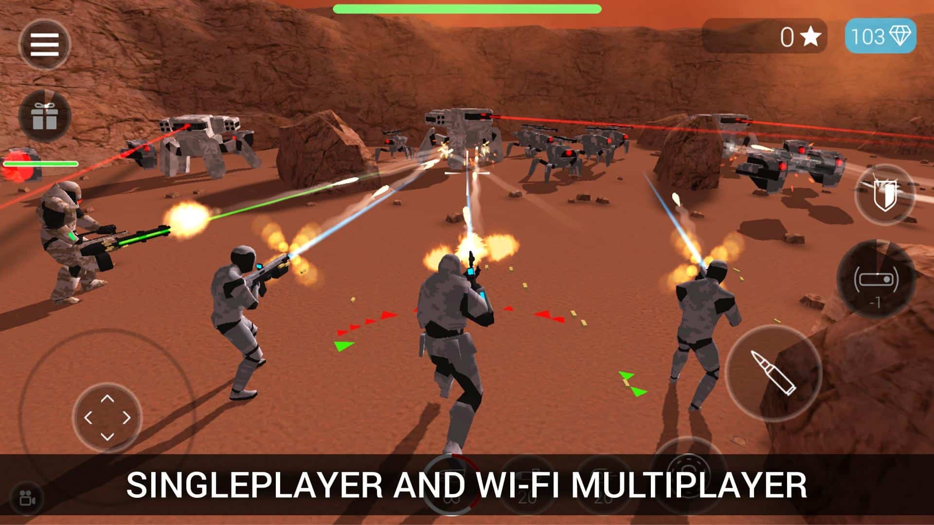game multiplayer offline hotspot wifi
