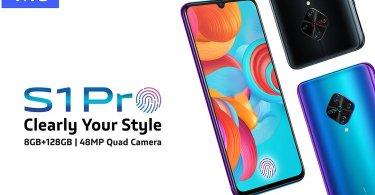 Harga Hp Vivo S1 Pro