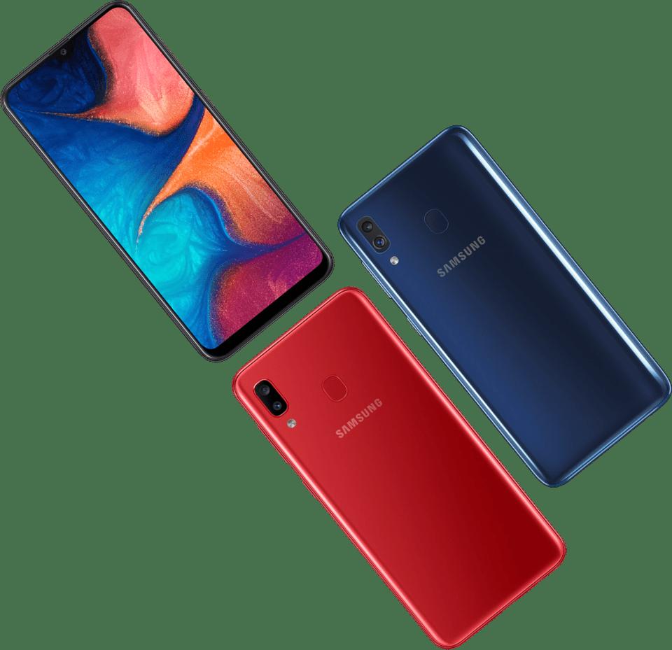 Harga Hp Samsung A20