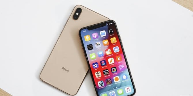 Harga Hp iPhone Xs Max