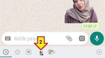 membuat stiker Whatsapp sendiri