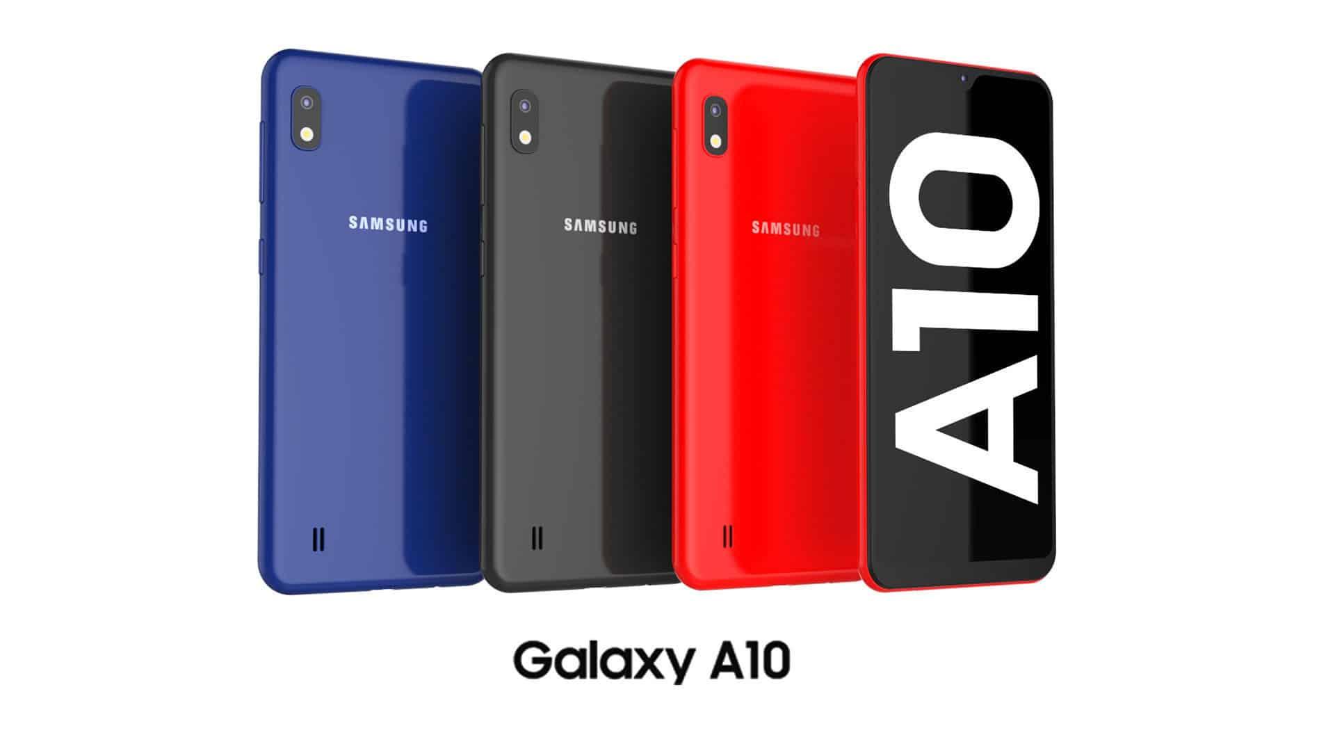 Spesifikasi Dan Harga Hp Samsung A10 2020 Cek Harga Terbarunya Arenaponsel Com