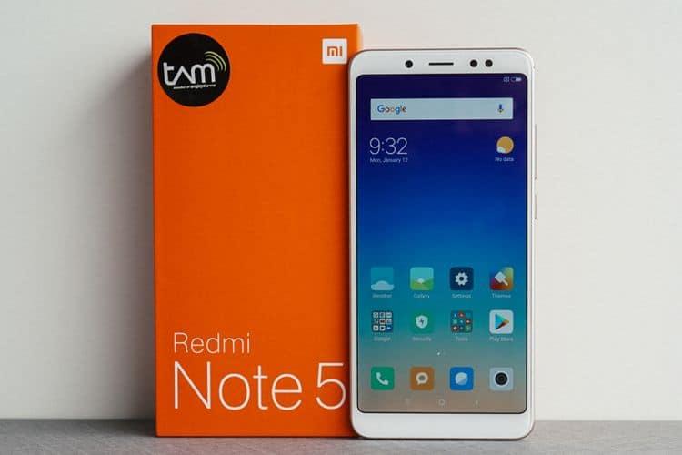 Spesifikasi dan Harga Hp Xiaomi Note 5