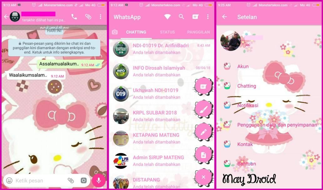 Aplikasi Tema Whatsapp Agar Tidak Bosan 7