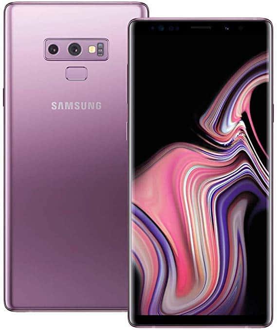 Harga Hp Samsung Note 9