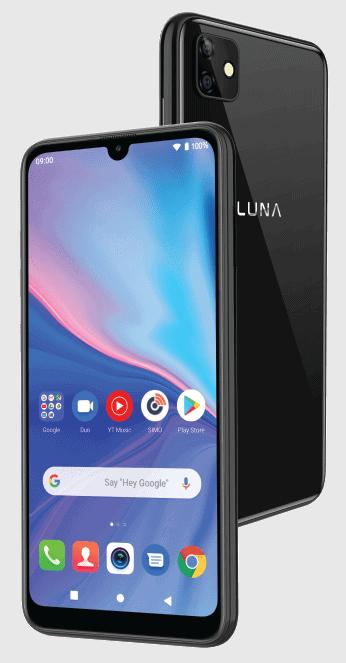 Luna Simo G50