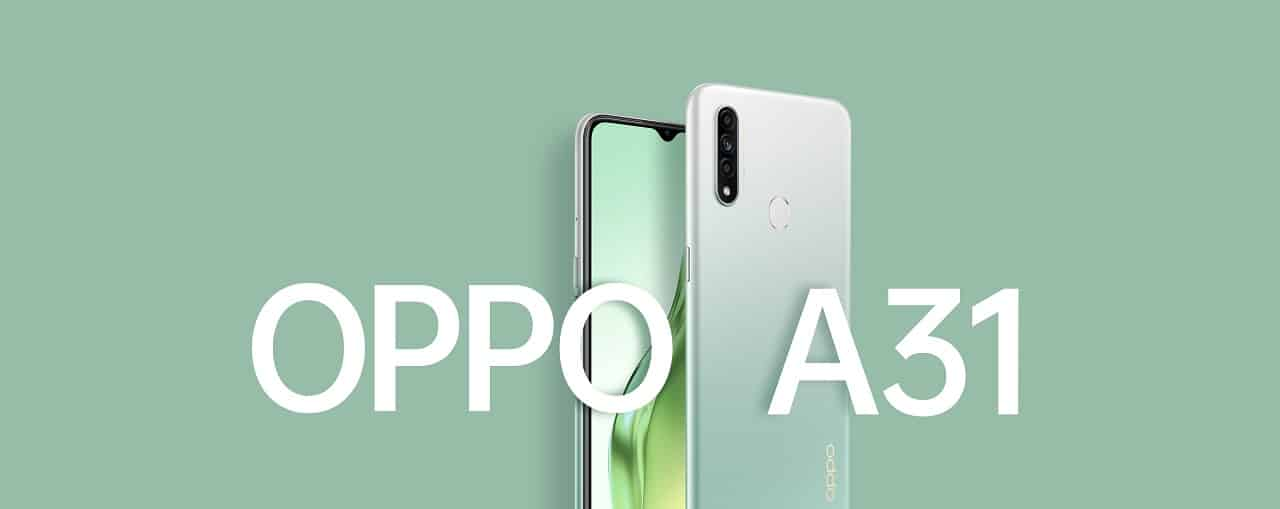 Oppo A31 2020