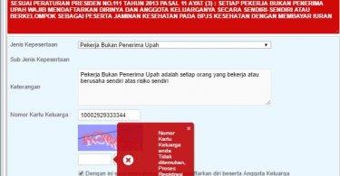 cek KK Online