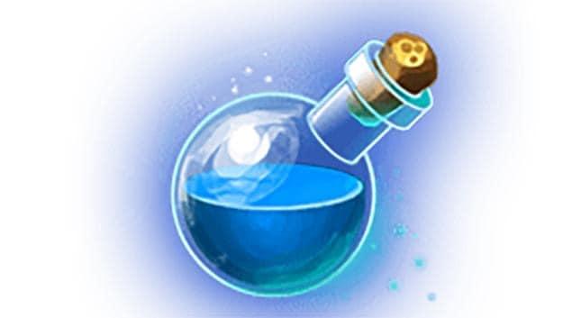 khasiat potion di Worm Zone