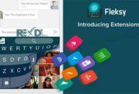 Fleksy GIF Keyboard