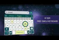 ai.type Emoji Keyboard free