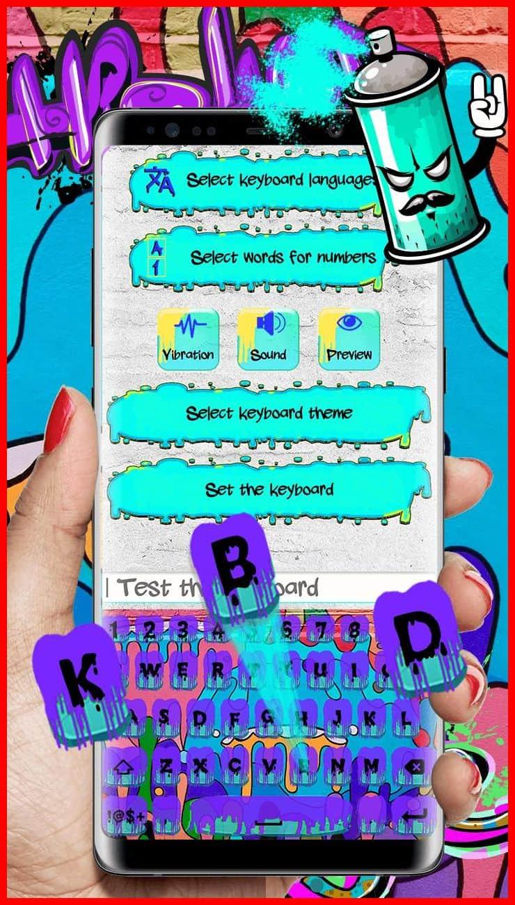 aplikasi keyboard tulisan keren
