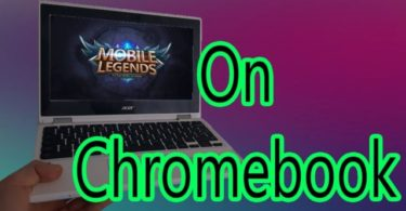 cara main game mobile legend di pc via chromebook