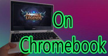 cara main game mobile legend di pc via chromebook