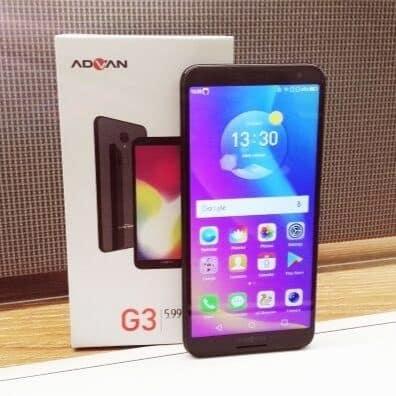 Hp Advan G3 Ram 4g murah