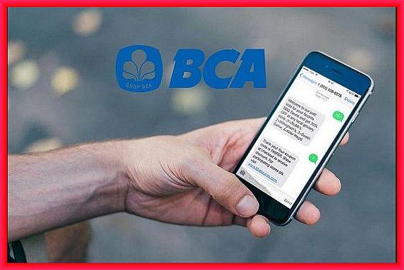 sms notifikasi bca