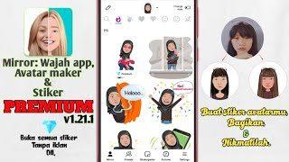 aplikasi membuat wajah kartun
