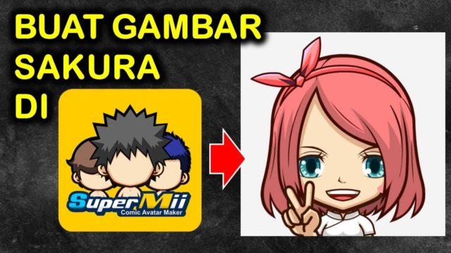 aplikasi pembuat avatar anime supermii