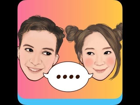 aplikasi pembuat kartun avatar mojipop