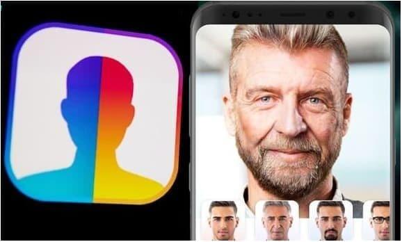 Aplikasi kamera cantik faceapp